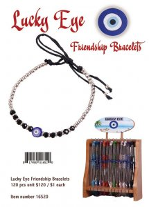 Lucky Eye Friendship Bracelets Wholesale