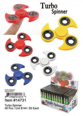 Turbo Spinner Wholesale