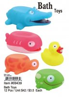 Bath Toys Wholesale