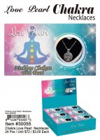 Chakra Love Pearl Necklaces Wholesale
