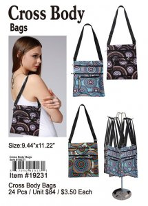Cross Body Bags Wholesale