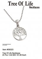 Tree Of Life Necklaces Wholesale