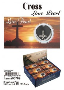 Cross Love Pearl Wholesale