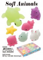 Soft Animals Wholesale