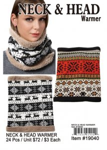 Neck And Head Warmers Wholesale