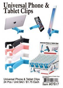 Universal Phone Tablet Clips Wholesale