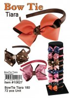 Bow Tie Tiara Wholesale