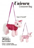 Unicorn Crossover Bags Wholesale