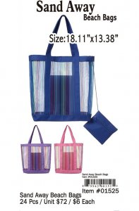 Sand Away Beach Bags Wholesale