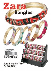 Zara Bangles Wholesale
