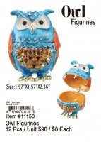 Owl Figurines Wholesale