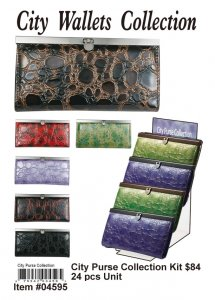 City Wallets Collection