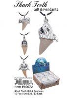 Shark Teeth Gift Pendants Wholesale