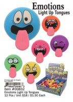 Emotions Light Up Tounges Wholesale