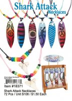 Shark Attack Necklaces Wholesale