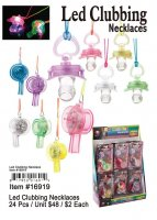 Led Clubbing Necklaces NOW ON CLEARANCE