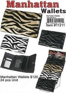 Manhattan Wallets Wholesale