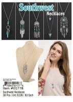 Southwest Necklaces wholesale