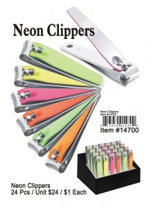 Neon Clippors Wholesale