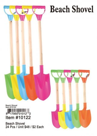 Beach Shovels Wholesale