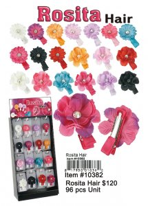 Rosita Hair Accessories Wholesale