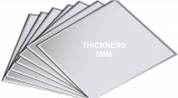 5mm Beveled Edge RECTANGLE Mirrors in Various Sizes and Lots