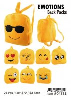 Emotions Back Pack Wholesale