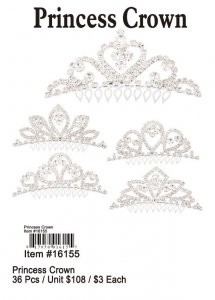 Wholesale Princess Crowns
