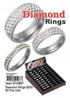 Diamond Rings Wholesale