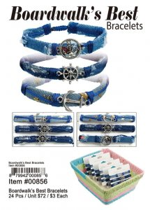 Boardwalk Best Bracelets Wholesale