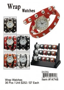 Wrap Watches Wholesale