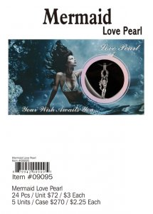 Love Pearls Mermaid Wholesale