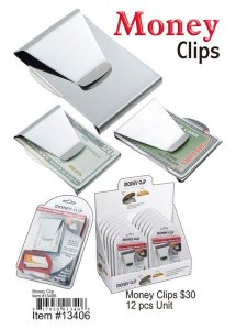 Wholesale Money Clips