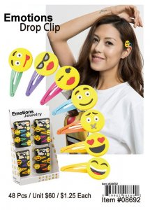 Emotions Drop Clip Wholesale NOW ON CLEARANCE