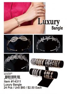 Luxury Bangles Wholesale