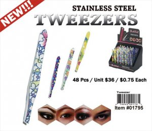 Wholesale Tweezers Flora Kit