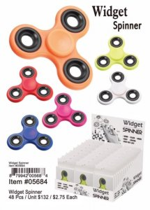 Widget Hand Spinners Wholesale