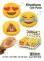 Emotions Coin Purse Wholesale