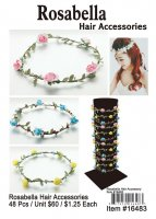 Rosabella Hair Accessories Wholesale