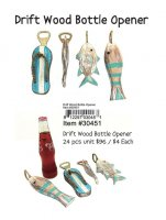 Drift Wood Bottle Opener Wholesale