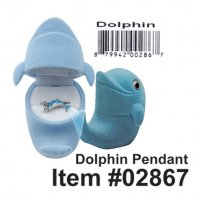 Cuties Dolphin Pendant Wholesale