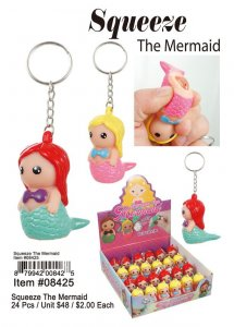Squeeze The Mermaid Wholesale