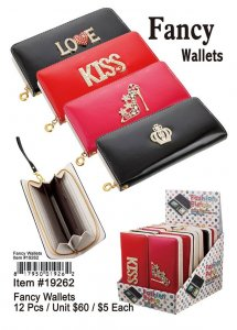 Fancy-Wallets Wholesale