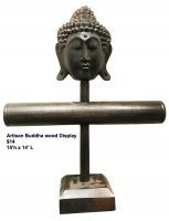 Artisan Buddha Wood Display Wholesale