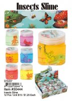 Insects Slime Wholesale