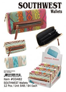 Southwest Wallets Wholesale