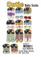 Wholesale Cutie Baby Socks