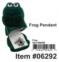 Cuties Frog Pendant Wholesale