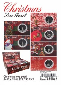Christmas Love Pearls Wholesale