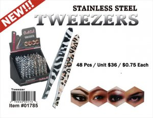 Tweezers Safari Kit NOW ON CLEARANCE